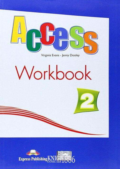 Рабочая тетрадь «Access», уровень 2, Virginia Evans | Exspress Publishing