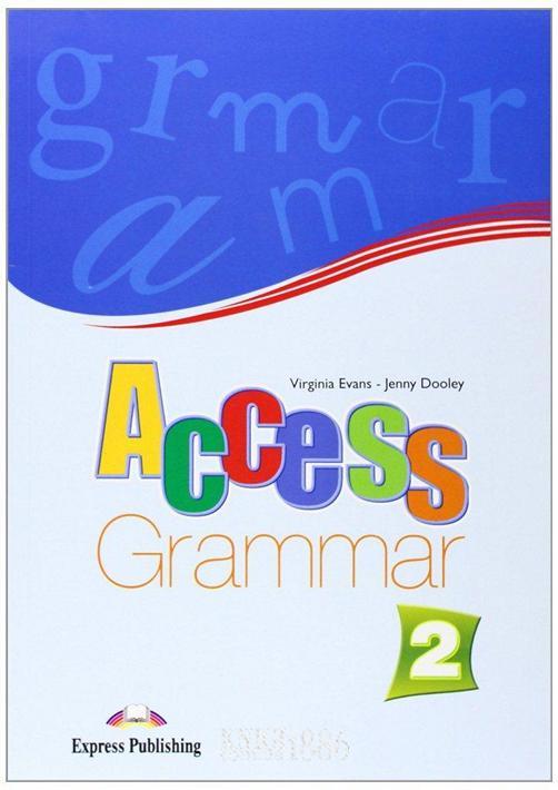 Вправи «Access», рівень 2, Virginia Evans | Exspress Publishing