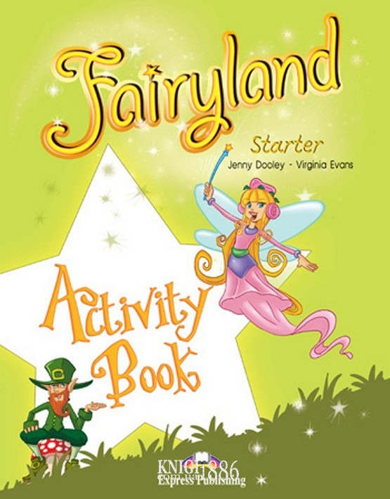 Рабочая тетрадь «Fairyland», уровень Starter, Jenny Dooley | Exspress Publishing