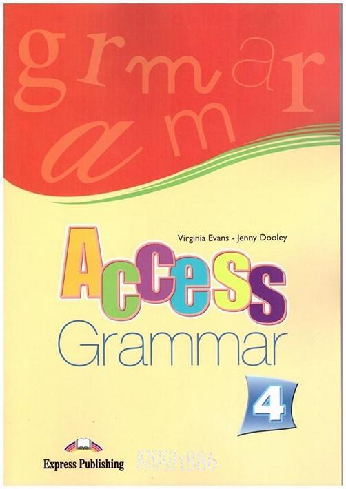 Упражнения «Access», уровень 4, Virginia Evans   Exspress Publishing