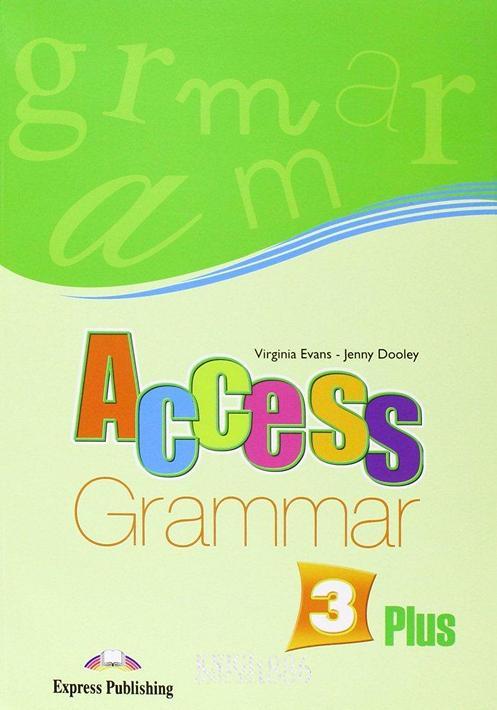 Вправи «Access», рівень 3, Virginia Evans | Exspress Publishing