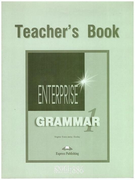 Ответы к упражнениям «Enterprise», уровень 1, Virginia Evans | Exspress Publishing