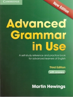 Грамматика «Grammar In Use» третье издание, Грамматика английского языка от Раймонда Мерфи., R.Murphy, M.Hewings | Cambridge